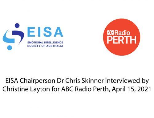 ABC Radio – Dr Chris Skinner interview